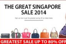 Sale Events, Offers, Discounts in Singapore : Bags and Fashion dresses / Please visit www.surprisel.com.sg to get more information about our offers, discounts, monthly sale events etc... large collection of Branded Bags, SLGs, Wallets, and Apparels in Singapore; Coach, Kate Spade, Gucci, Miu Miu, Prada, Burberry, Salvatore Ferragamo, Bottega Veneta , Michael Kors; apart from that you can find variety of fabrics, cloths, dresses, handbags, ladies bags , gift bags are available online and store wide. we are giving discounts upto 75% on retail price