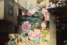 street art / Arte na rua, nós gostamos de você