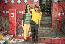 [jardins urbanos] copa / verde & amarelo no coração! dá uma olhada na coleção pocket que preparamos da Copa! :) coleção Outono/Inverno 2014