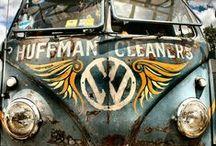 VW Camper / The Car of my Dreams