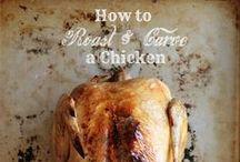 CHICKEN  Recipes / by Jessica Gavin