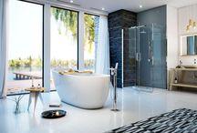 Łazienkowy relaks / Łazienka to dla wielu miejsce relaksu. To tam zaczynamy i kończymy dzień. Zobacz jak może wyglądać.