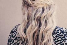 hair+make-up+accesoires / Coole haar stijlen