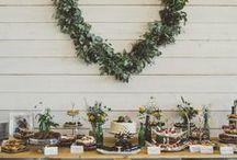 Candybar de boda