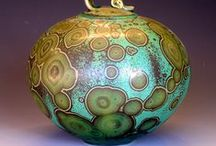 Best of the Best Crystalline Glazes / My favorite crystalline glaze made by pottery & ceramic artists form all over the world.