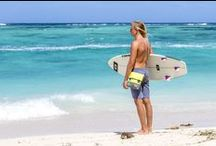Watersport Essentials / Check out our Watersports Essentials board. It features plenty of great Aquapac products, some great accessories from BOGS Footwear and Hydro Flask as well as listing some of Britain's top beaches.
