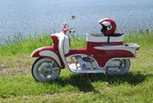 Ktm Gritzner Ponny de Luxe / Restaurierung einer KTM Ponny von 1961