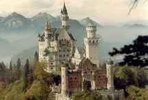 Castles / Enchanting medieval castles