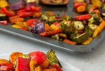Fruits and Vegetables - Healthy Foods / fruit and vegetable recipes