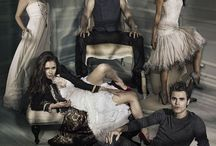 The Vampire diaries / TVD and a little bit of the originals