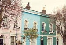 Townhouses Vintage