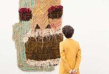 Textile Art & Artists