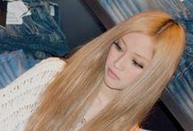 Asian Blonds