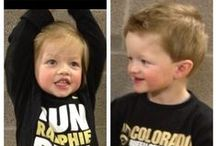 Young Buffs! / Send  us your photos of Buffs Babies to post! / by Colorado Buffaloes