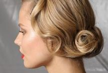 """Hair Inspiration / """"Wear your hair, it's your most powerful accessory"""" - Frederic Fekkai"""