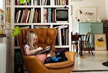Books & Inspiring Spaces / Creative spaces / by REG SW