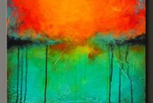 Inspiration for Abstract Paintings