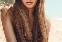 Hair. / idea for hair and face (y)