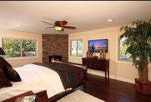 Bedrooms / Creative and stylish bedroom remodels by AGA Construction