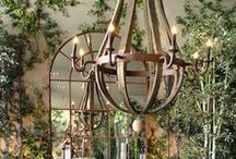 The Great Outdoors / Lighting and landscaping design for the great outdoors