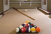 Game Time / Lighting and interior design ideas for game rooms and recreational spaces.