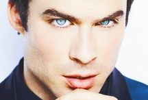 Iansom / Damn blue eyes.