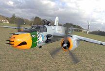 Aircraft / Renders and artwork of digital aircraft models.