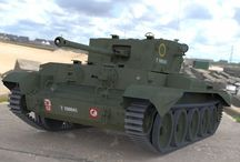 Military Models / Images of military models and vehicles.