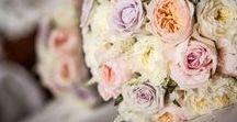 Ramos de Novia - Flores para bodas / Aquí puedes encontrar ideas para tu ramo de novia. Flores para novias, decoración de flores para bodas