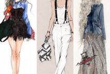 Patterns for fashion