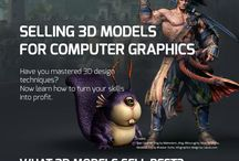 Resources and Tutorials / Resources and tutorials for digital artists and 3D modelers.