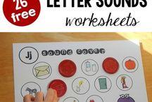 Speech Stuff / Activity ideas etc. for intervention with kids