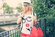 Fashion People wearing Stellajuno T-shirts