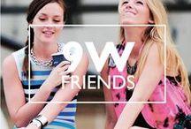 9W Friends / Un collaborative board especialmente para que nuestras 9W Friends puedan pinear lo que más les guste! Chicas que han participado en nuestros concursos y nos han inspirado a conocer más sobre ellas. / by Nine West Centroamérica