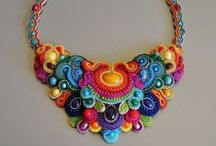 Jewellery.  / Joyfull colours, awesome forms.