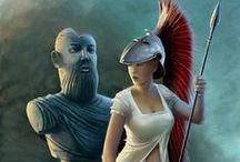 Mythology ● Pallas Athena