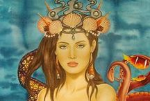 Mythology ● Amphitrite
