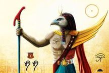 Mythology ● Ra