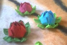 Origami PL / warsztaty-origami.blogspot.com There is my blog about origami. There are my works, tutorials and some interesting information.  Greetings from Poland