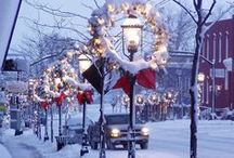 Christmas  / by Faith Ebert