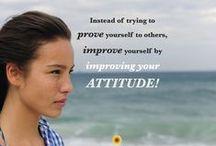 attitudes / by Vicki Fulwood