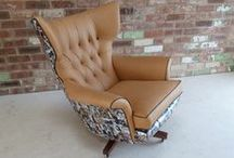 Designer Retro Furniture / Seeking a piece of furniture from the swinging 60's and 70's when style was about bold prints and strong, simple, elegant lines? If so please enjoy our extensive range of original designer pieces including some from the most iconic names during this most celebrated time.