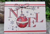 NOEL / CHRISTAMS STAMPIN UP