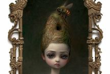 Art by Mark Ryden