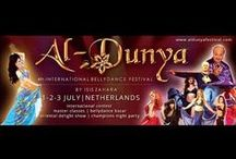 Al-Dunya Festival / http://www.aldunyafestival.com A wonderful weekend with master classes, performances of our Superstars/Master Instructors, worldwide guests and an international competition.