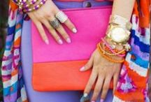 Colors and fashion / all about color combinations