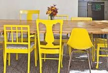 Decorating With: Yellow