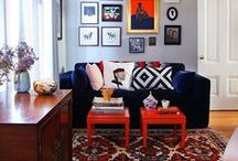 Decorating With: Red