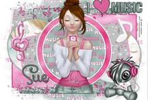 ♥Tuts 2016 ftu Asst'd / Scrap tag tutorials using free scrap kits are listed here...  from January 1st, 2016 to December 31st, 2016.