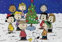 SNOOPY & FRIENDS CELEBRATE CHRISTMAS